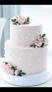 Свадебные торты, фото 0030