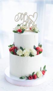 Свадебные торты, фото 0031