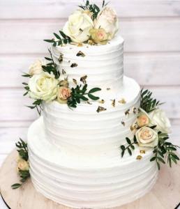 Свадебные торты, фото 0032