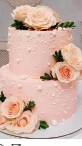 Свадебные торты, фото 0033