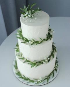 Свадебные торты, фото 0034