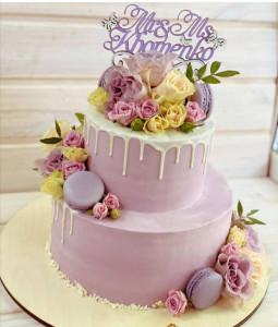Свадебные торты, фото 0036