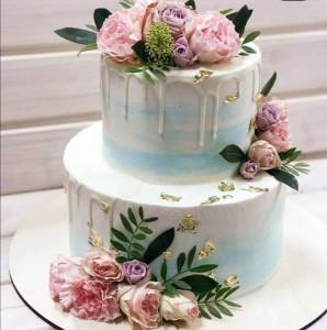 Свадебные торты, фото 0037