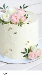 Свадебные торты, фото 0038
