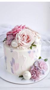 Свадебные торты, фото 0039