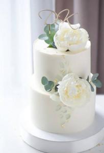 Свадебные торты, фото 004