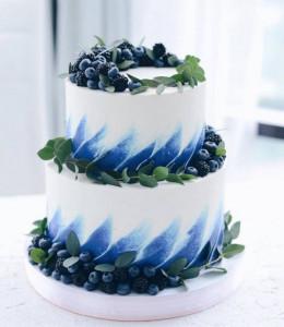 Свадебные торты, фото 0040