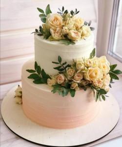 Свадебные торты, фото 0041