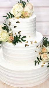 Свадебные торты, фото 0042