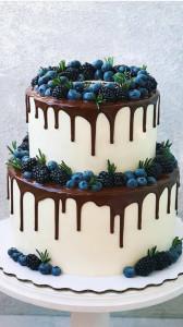 Свадебные торты, фото 0043