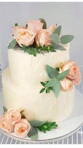 Свадебные торты, фото 0045