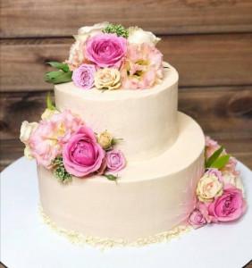 Свадебные торты, фото 007
