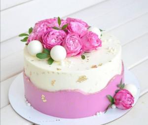 Свадебные торты, фото 008