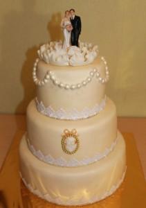 Весільні торти, фото 104