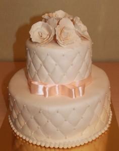 Свадебные торты, фото 107
