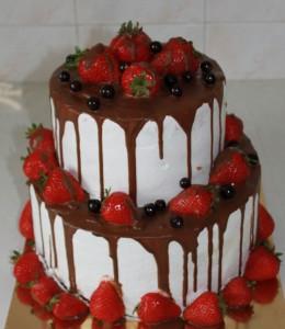 Весільні торти, фото 108