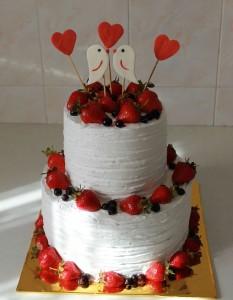 Весільні торти, фото 109