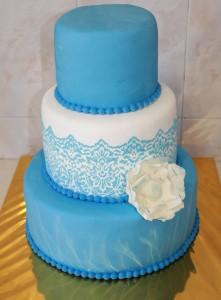 Весільні торти, фото 110
