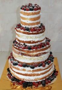 Весільні торти, фото 112