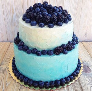 Свадебные торты, фото 114
