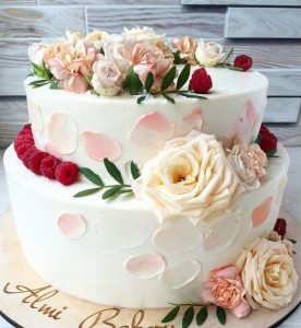 Весільні торти, фото 115