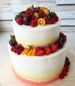 Весільні торти, фото 116