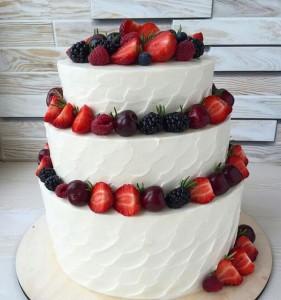 Весільні торти, фото 118