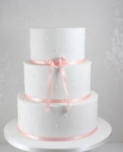 Весільні торти, фото 02