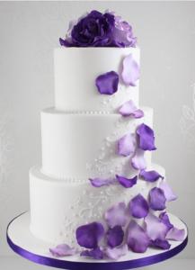 Свадебные торты, фото 04