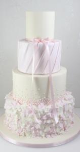 Свадебные торты, фото 05