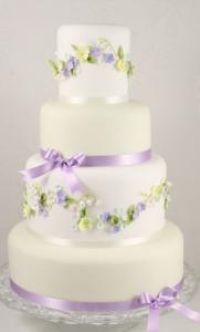 Свадебные торты, фото 08