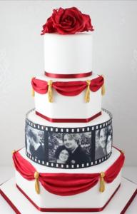 Весільні торти, фото 09