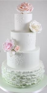 Свадебные торты, фото 10