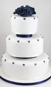 Весільні торти, фото 11