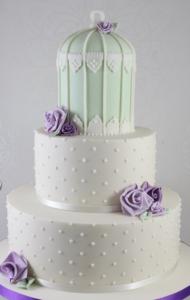 Свадебные торты, фото 12