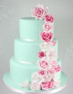 Свадебные торты, фото 13