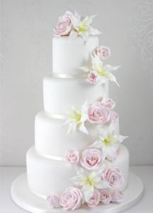 Свадебные торты, фото 14