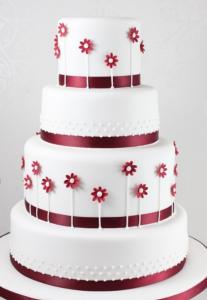 Весільні торти, фото 17
