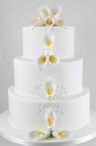 Свадебные торты, фото 21