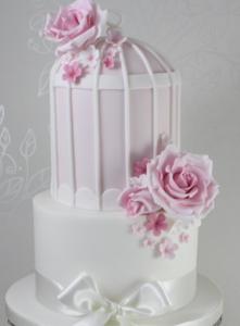 Свадебные торты, фото 22