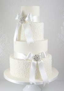 Свадебные торты, фото 23