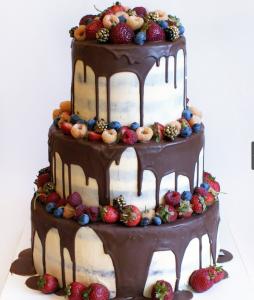 Свадебные торты, фото 26