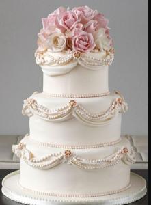 Свадебные торты, фото 27