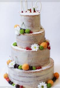 Весільні торти, фото 29