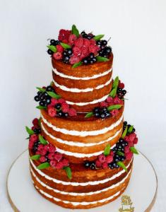 Свадебные торты, фото 30