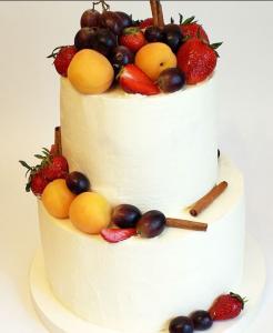 Свадебные торты, фото 31
