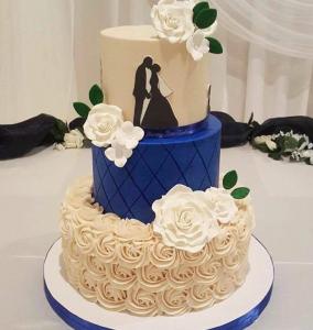 Свадебные торты, фото 33