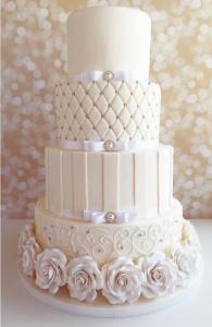 Свадебные торты, фото 34