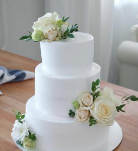 Свадебные торты, фото 37