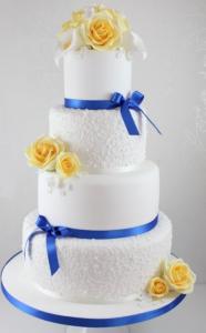 Свадебные торты, фото 38